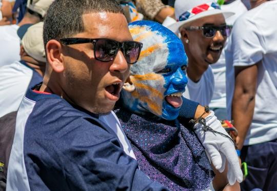 Parade in Bo Kaap
