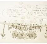 Frivolous drawing