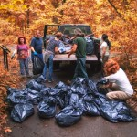 Prospect Park Litter Mob Timewarp