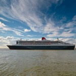 NYC Sights: Queen Mary 2, Last of her Kind