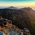 Sunset on Table Mountain, Part II