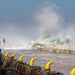 Rough Seas in Kalk Bay