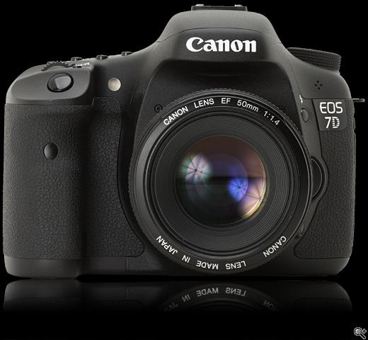 Introducing the new Canon 7D