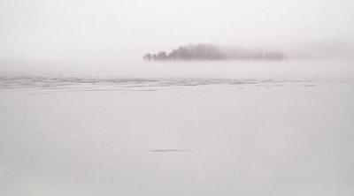 Winter railway magic on the Adirondack train
