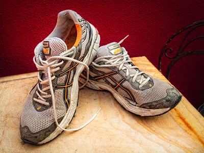 Asics GEL-Cumulus 9: Farewell to Old Friends