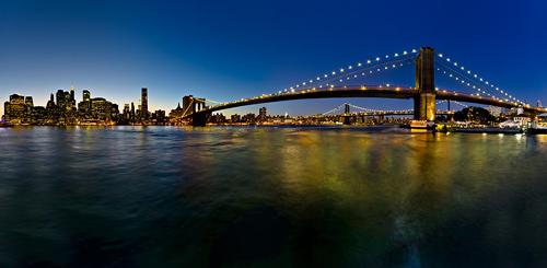 East River, Brooklyn Bridge