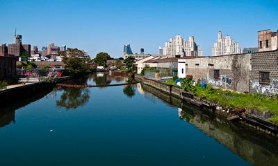 Bizarre Gowanus Canal