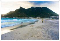 South Africa, a beach