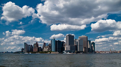 Visiting Governors Island along with 10,000 friends