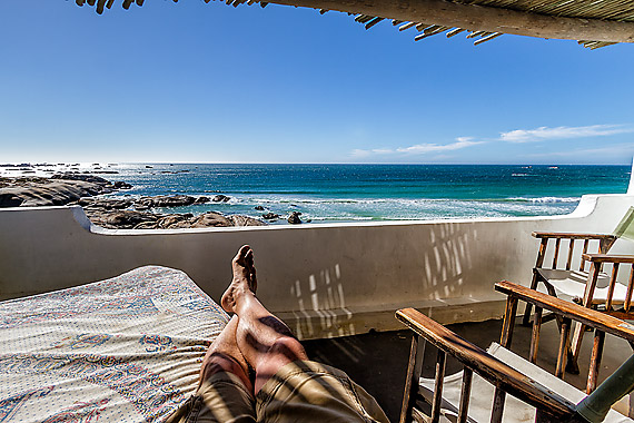 The Oystercatcher's Haven, Paternoster