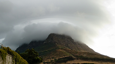 Moody Table Mountain