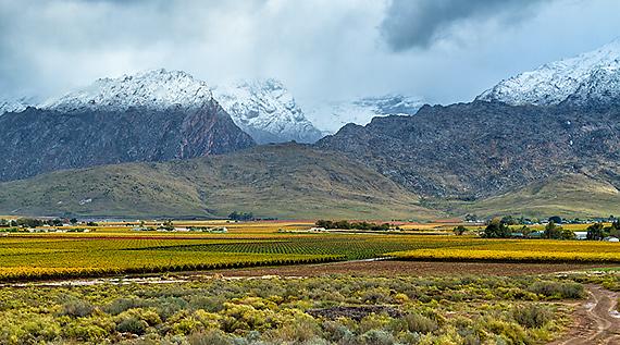 Slingshot to Kruger, Part 1 – Snow in the Karoo