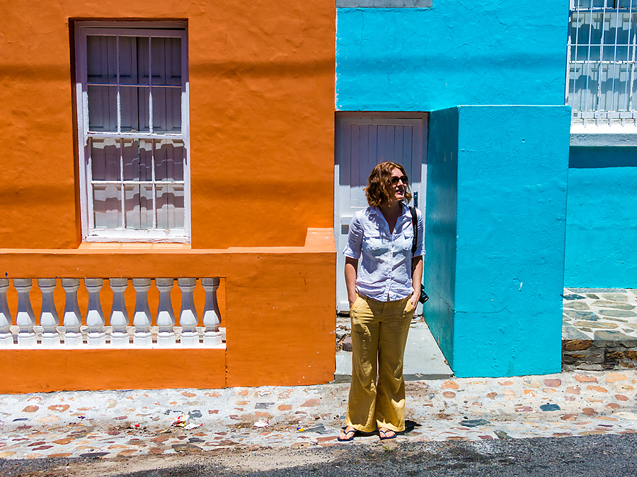 Bo-Kaap Colors and Sounds
