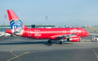 JetBlue Sees Red