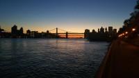 Waterfront Snapshot, A Night, A Run