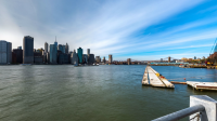 Lower Manhattan and Brooklyn – 360 Panorama