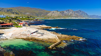 Old harbour in Hermanus