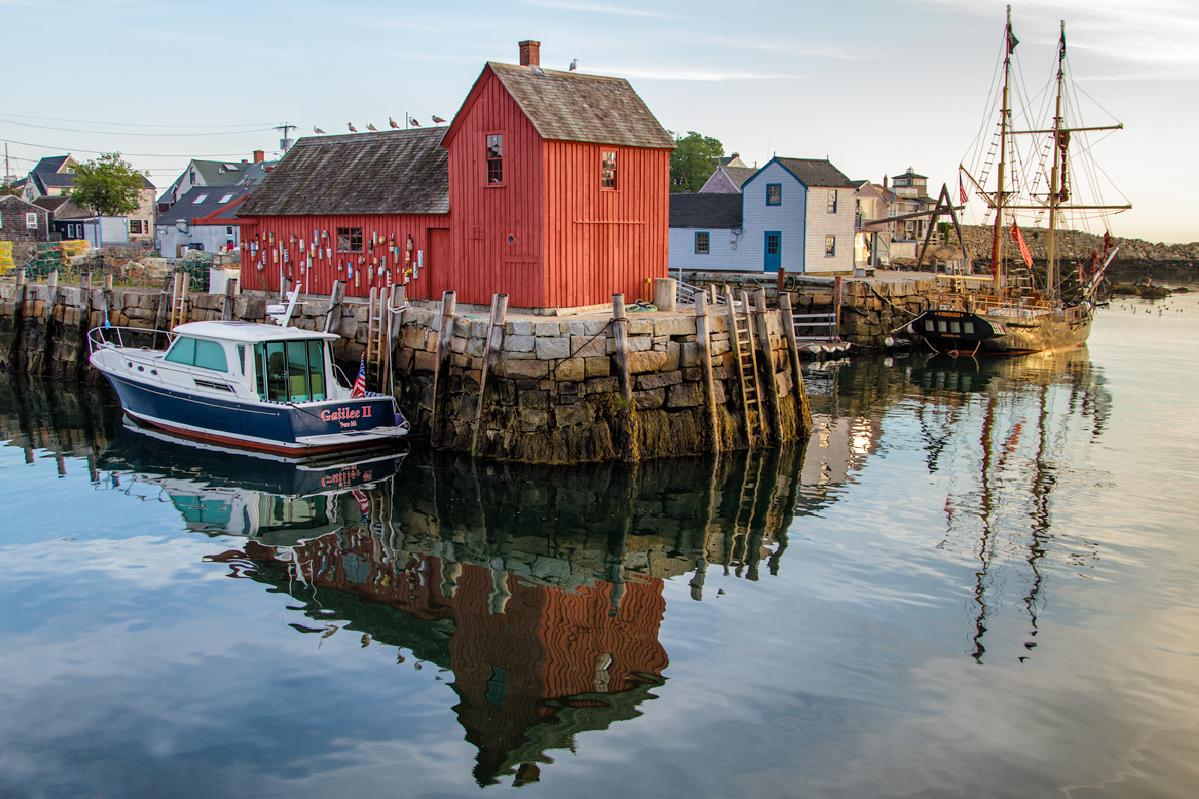 Cheap Flights to Rockport, Massachusetts $131.40 in 2017